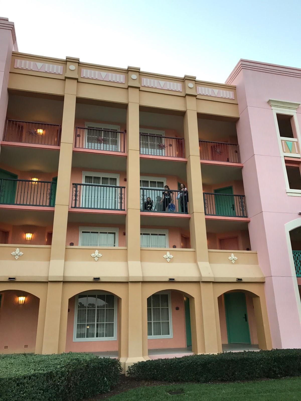 Coronado Springs Resort at Walt Disney World: Better for