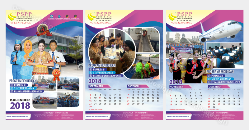 Gaya Terbaru 69+ Desain Kalender Foto