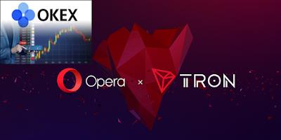 Биржа OKEx запустит фьючерсы на криптовалюту TRON