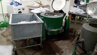 Πλυντήρια Γ.Ν. Κιλκίς άθλια κατάσταση Νοσοκομείο ή φυλακή; (ΦΩΤΟ-ΒΙΝΤΕΟ)