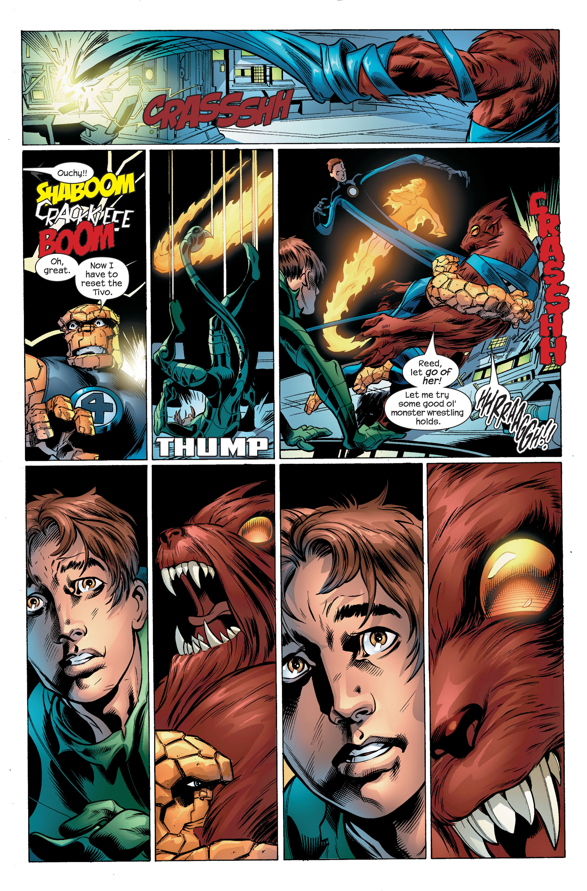 Read online Ultimate Spider-Man (2000) comic -  Issue #104 - 12
