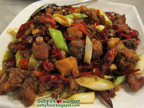 Hunan Kitchen Jakarta Menu