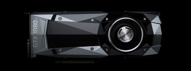 Card đồ họa Gefore GTX 1080 Ti đangđược Nvidia sản xuất hàng loạt, bán ra vào tháng 3/2017