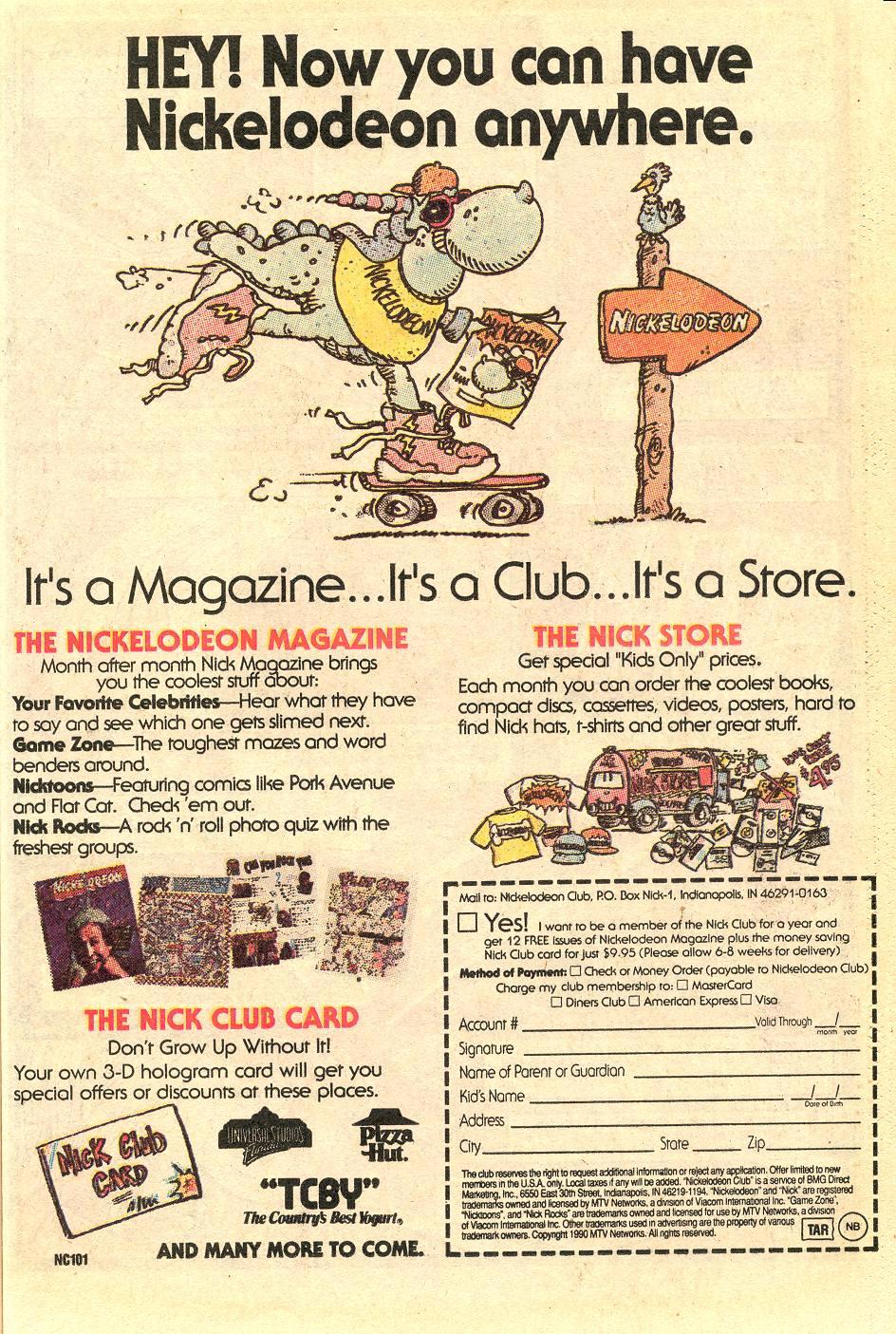 Read online Secret Origins (1986) comic -  Issue #50 - 56