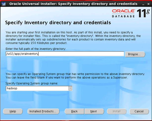 INSTALLATION DOCUMENTS BY RAVI: INSTALLING ORACLE WAREHOUSE