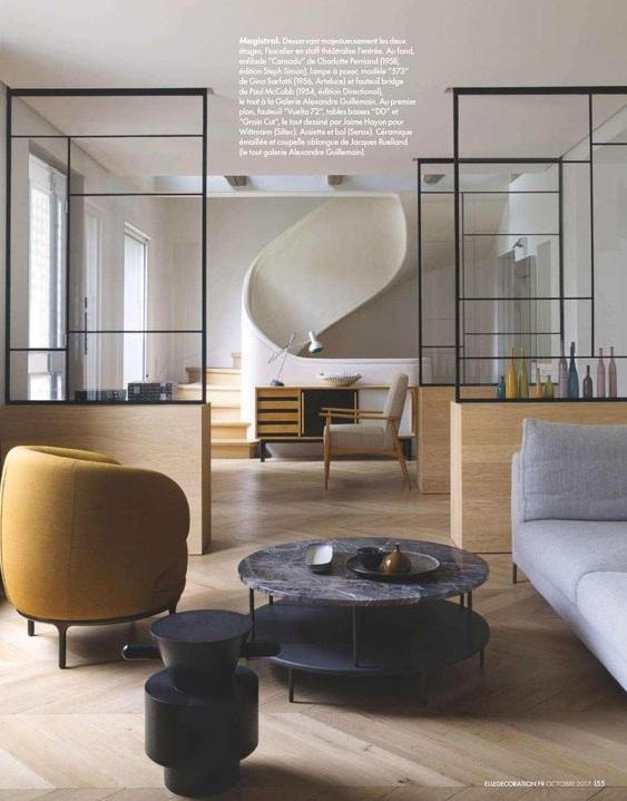 37 Model Partisi Ruang Tamu Minimalis Modern Mendesain Rumahmu