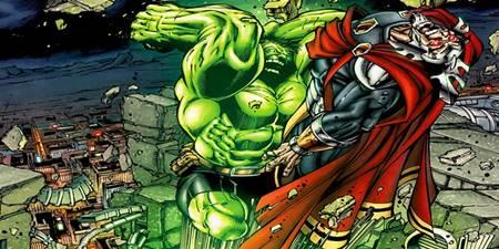 Musuh Terkuat Hulk dalam Komik Marvel Era 90-an