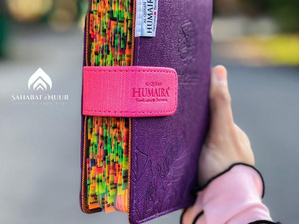 Dropship Al Quran Tagging Dibuka, Jom Sertai Team Sahabat Enuur Hari Ini