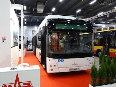 MAZ 203 CNG, TransExpo 2016