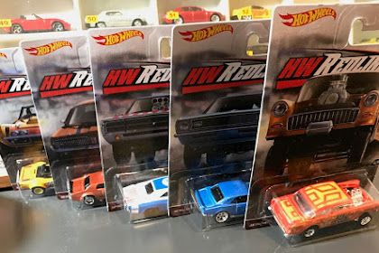 Hot Wheels Car Culture Mix 1 2017 : HW Redliners