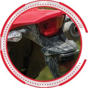 NEW TAILLIGHT NEW HONDA CRF150L 2018 Anisa Naga Mas Motor Klaten Dealer Asli Resmi Astra Honda Motor Klaten Boyolali Solo Jogja Wonogiri Sragen Karanganyar Magelang Jawa Tengah.