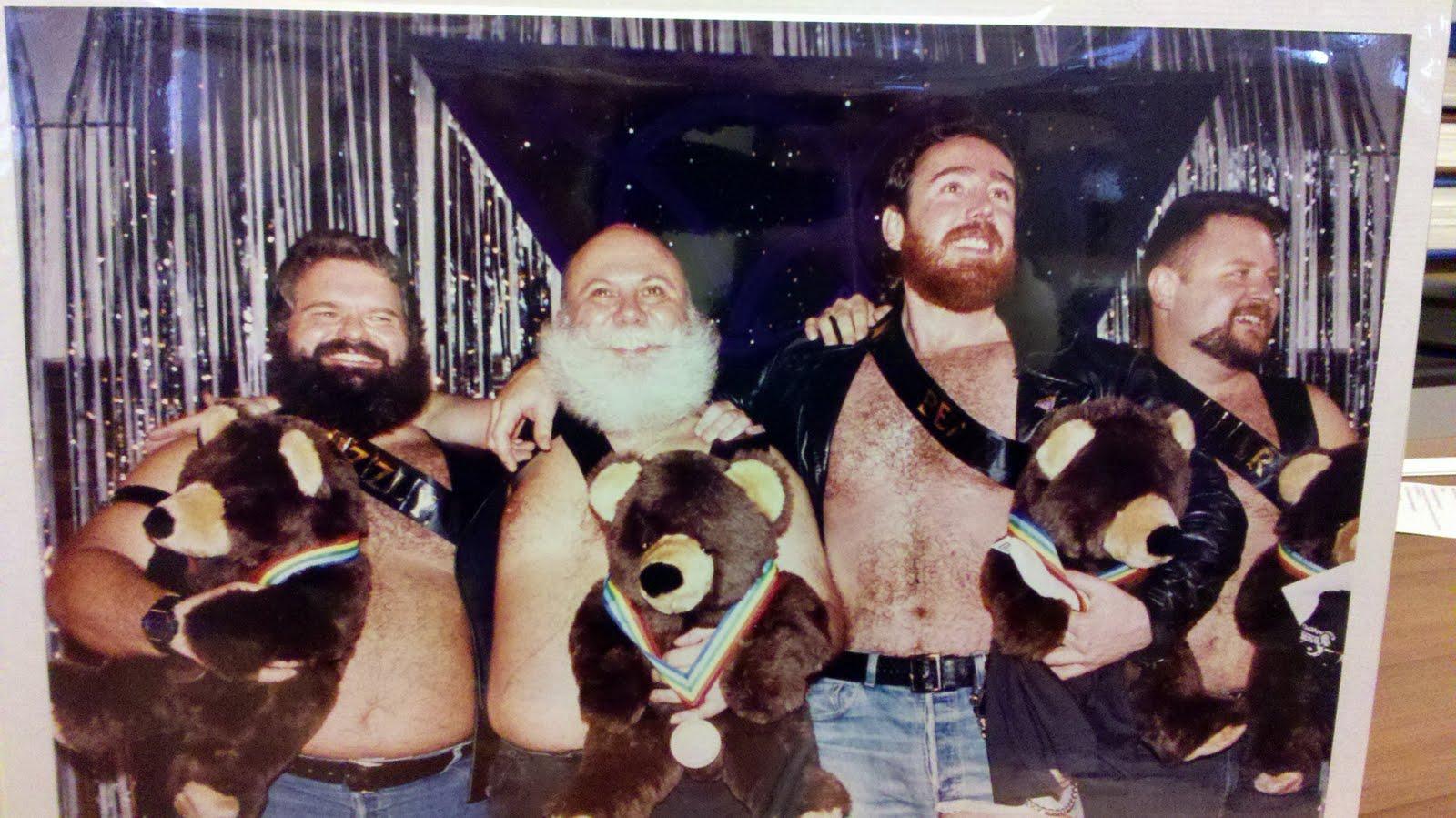 largest gay bear community