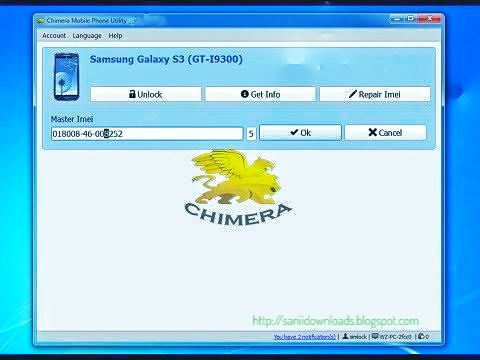 Chimera Tool Latest Version V20 77 1057 Full Setup Free Download For