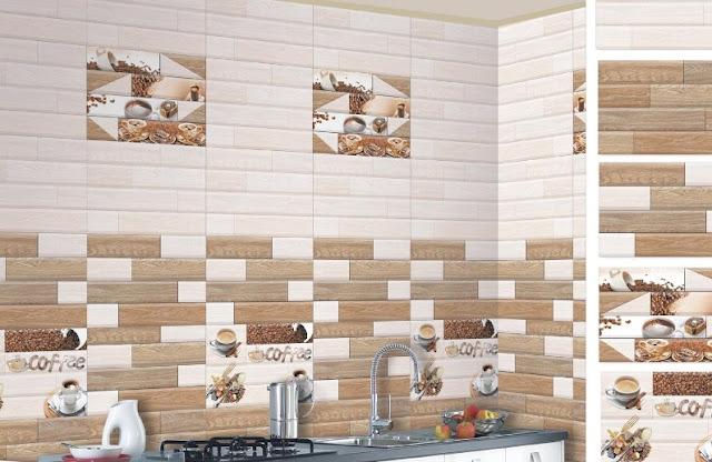 Model Keramik dapur minimalis ruangan sempit - desain rumah idaman