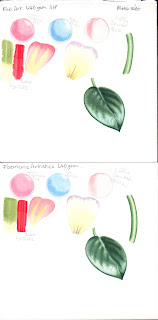 Watercolour paper Test Fabriano Artistico 640gsm (old)