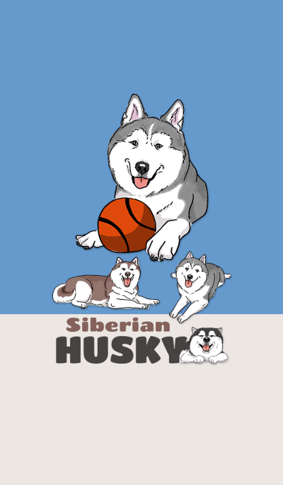 Husky Play