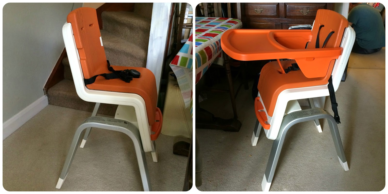 Nuna Zaaz High Chair Celestial Mum Nuna Zaaz Highchair A Review