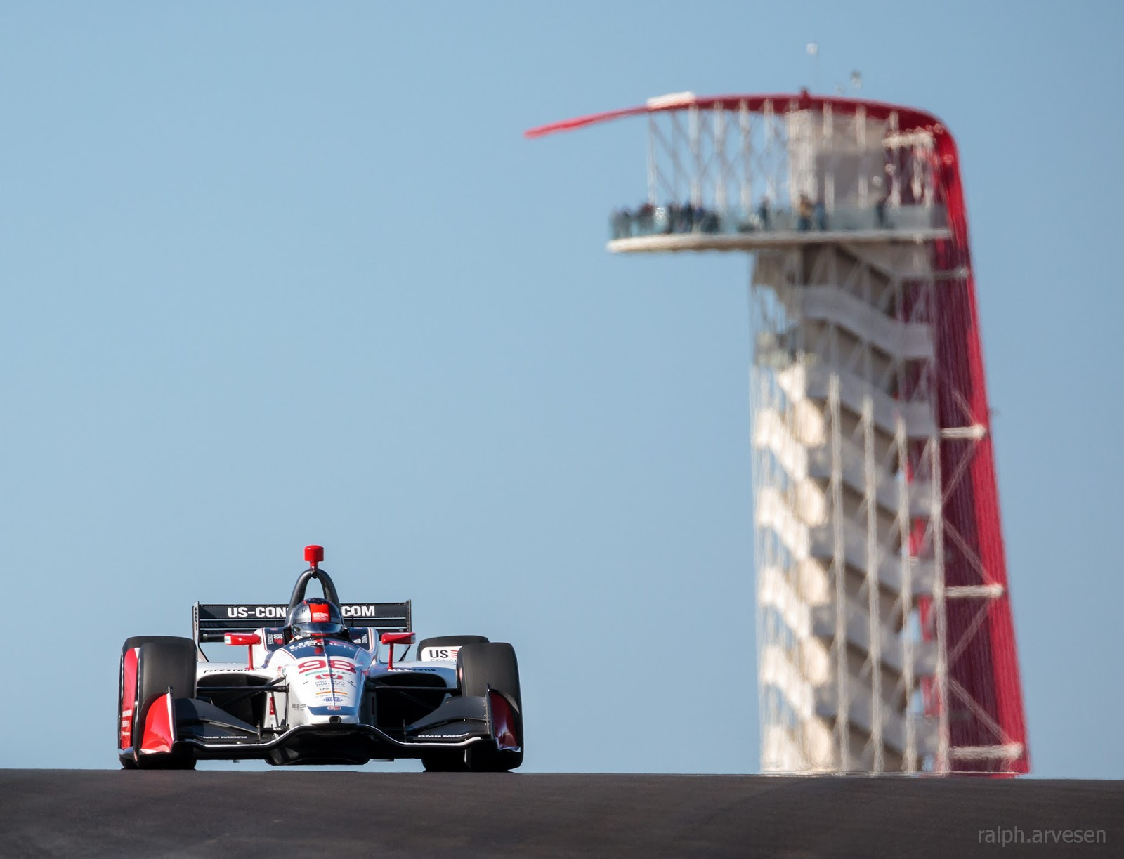 IndyCar Sprint Training | Texas Review | Ralph Arvesen