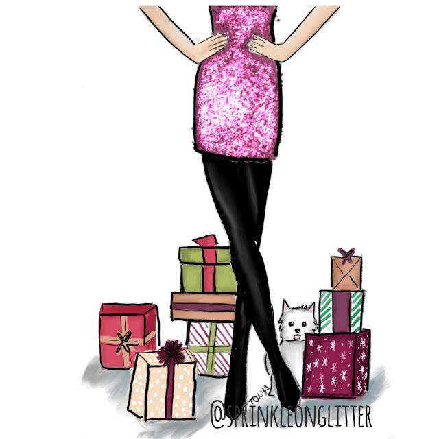 Sprinkle on Glitter Blog// Instagram round up