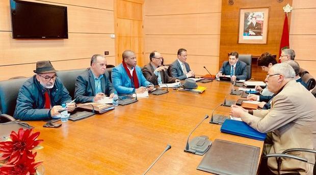 لقاء جديد يجمع وزارة التعليم بالنقابات والأساتذة المتعاقدين اليوم