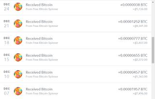 Hướng dẫn kiếm tiền với Free Bitcoin Spinner
