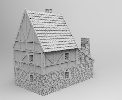 Half Timbered & Stone picture 2