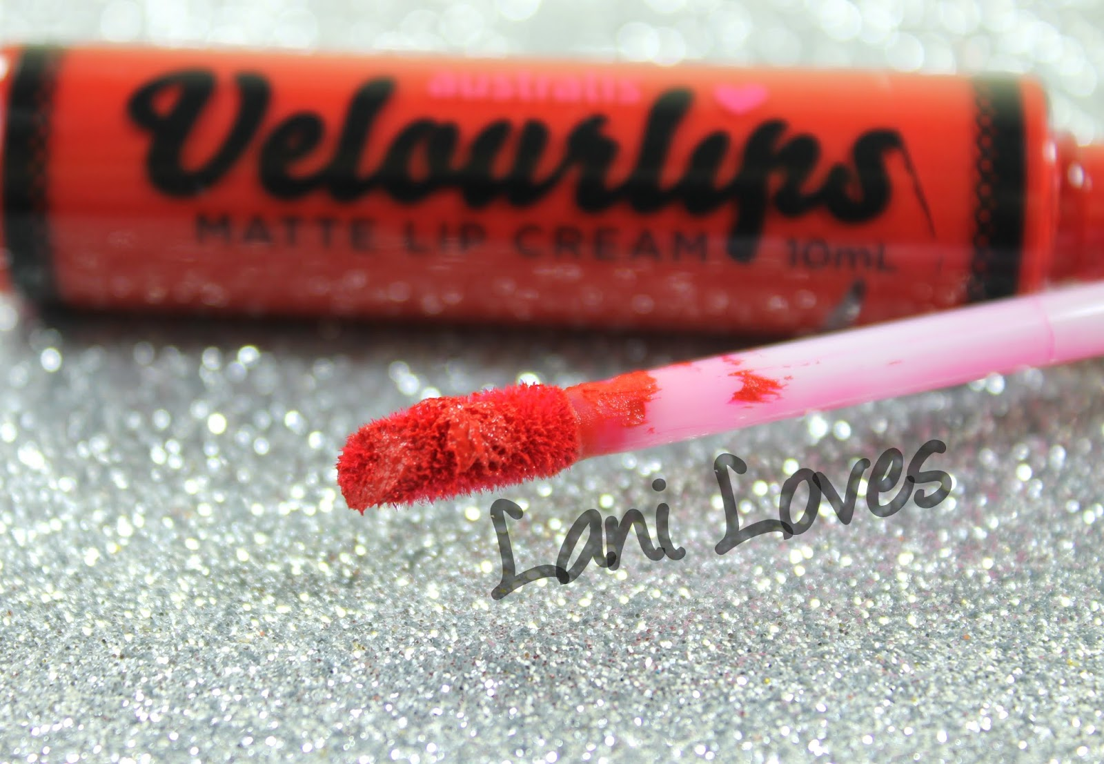 Australis Velourlips - NY-CEE Swatches & Review