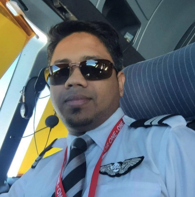 Mat Despatch Air Asia Jadi Pilot