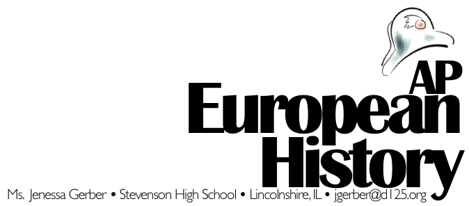 AP European History: Industrialization: Issues and Reactions