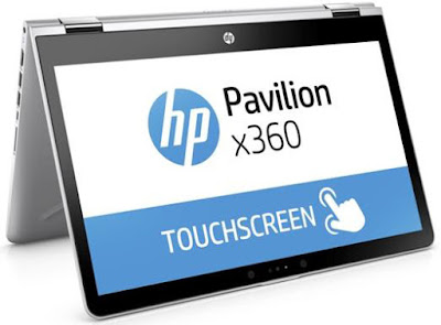 HP Pavilion x360 14-ba001ns