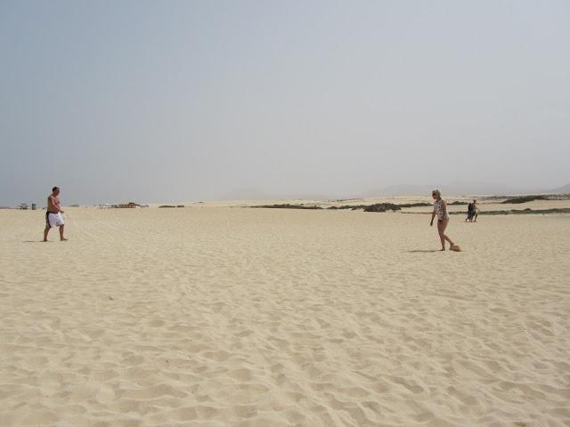 Spiagge immense di Fuerteventura