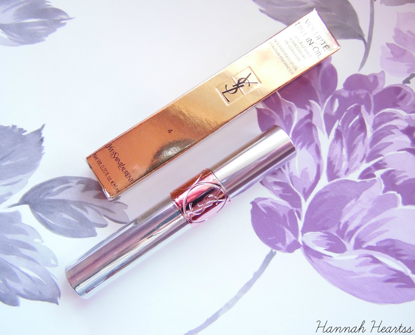 YSL Volutpé Tint-In-Oil