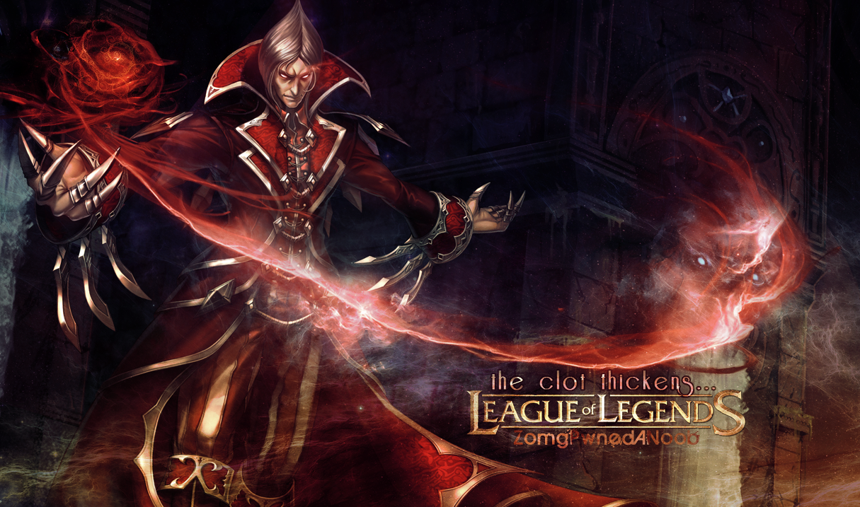 Vladimir League Of Legends Wallpaper Vladimir Desktop