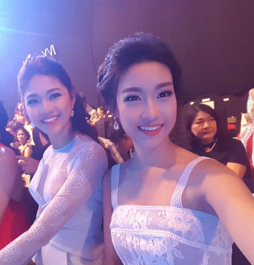 Hot girl Đỗ Mỹ Linh