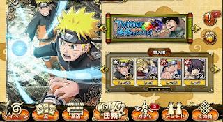 Naruto Shinobi Collection Shippuranbu Apk Mod v3.3.2 (Mega Mod)