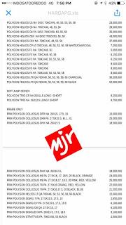 Harga Sepeda Polygon 2017 Sebelum Discount 6 MINAT??? sms 08568665168