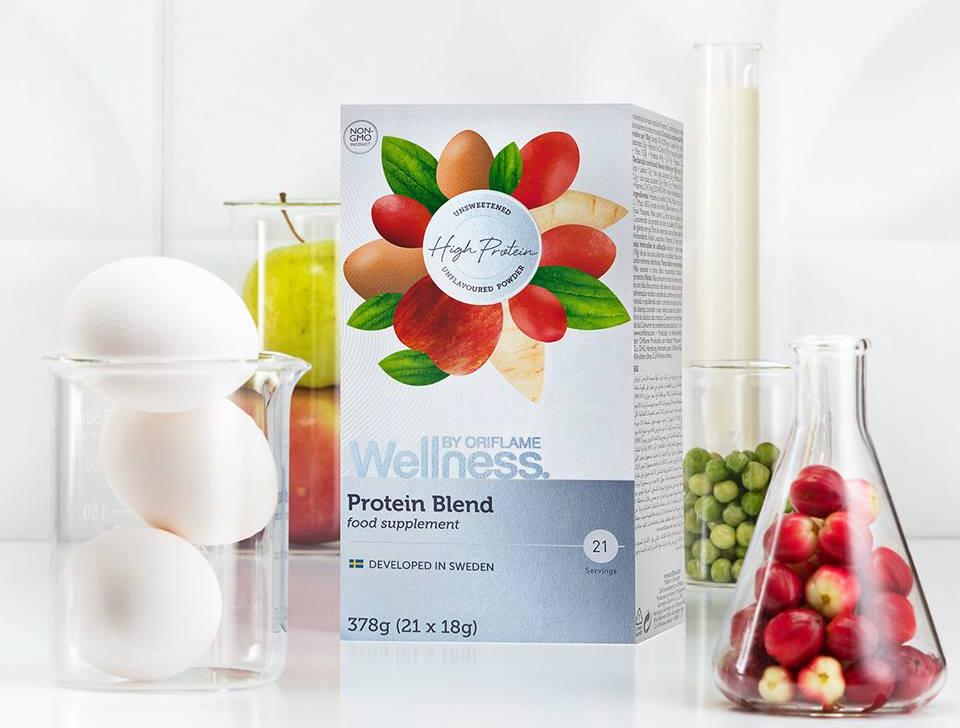 Fórmula Proteica Wellness by Oriflame