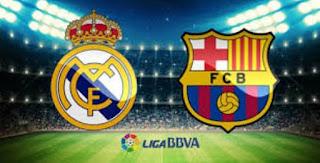 Susunan Pemain Real Madrid vs Barcelona