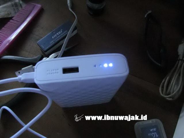 powerbank hame indikator charge