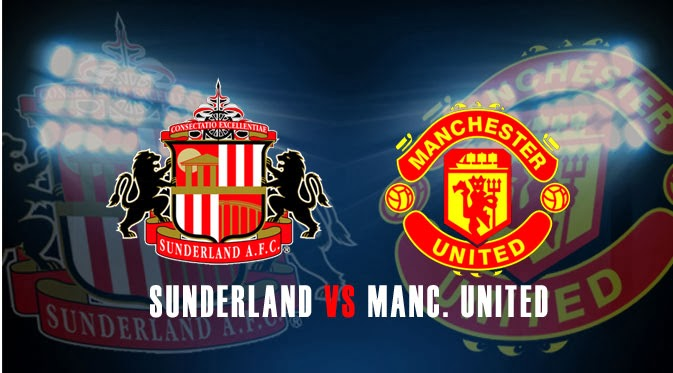 Sunderland vs Manchester United en Vivo