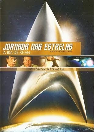 Jornada nas Estrelas 2: A Ira de Khan – Dublado (1982)
