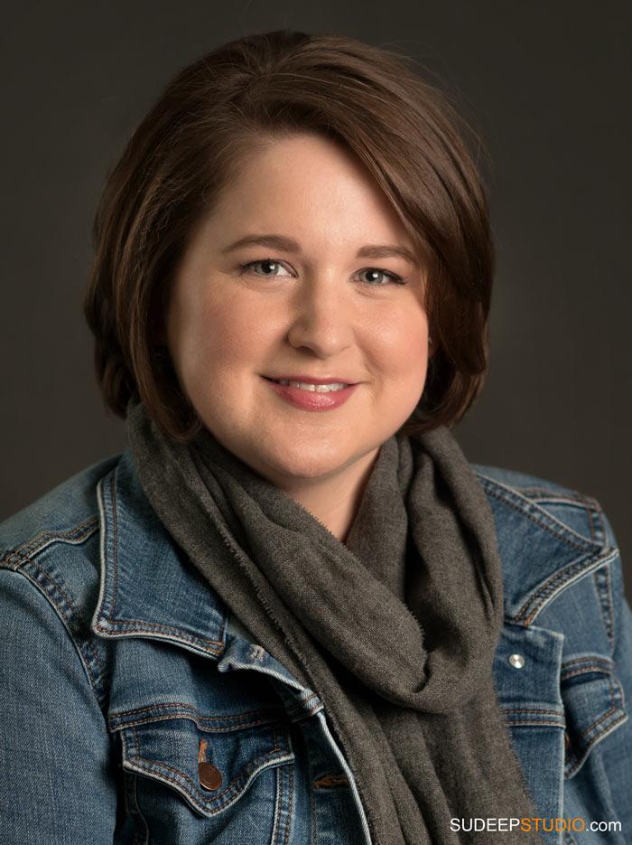 Professional Executive Headshots for Healthcare Hospitals - SudeepStudio.com Ann Arbor Headshot Photographer
