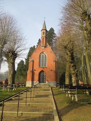 Kapel OLV van Wittentak in Ronse