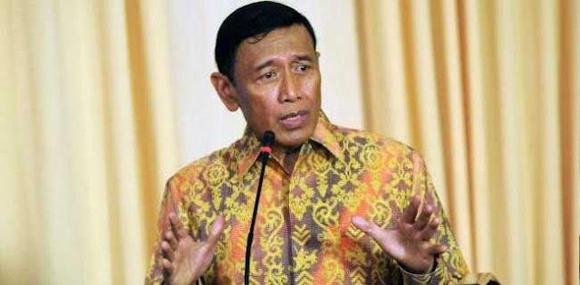 Wiranto: Kelompok HTI Tunggangi Demonstrasi, Mereka Tetap Ingin Eksis Berorganisasi
