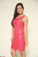 Shipra Gaur in Pink Short Tight Dress ~  Exclusive Poshoot 148.JPG