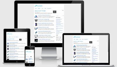 Template blog Super Seo dan responsive