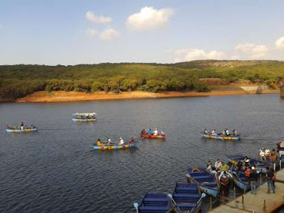 Places to visit in Mahabaleshwar, things to do in mahabaleshwar, mahabaleshwar points, Venna Lake,
