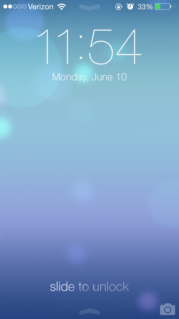 En iOS 7 haces llamadas desde la pantalla de desbloqueo [Video] | iJohnPhone