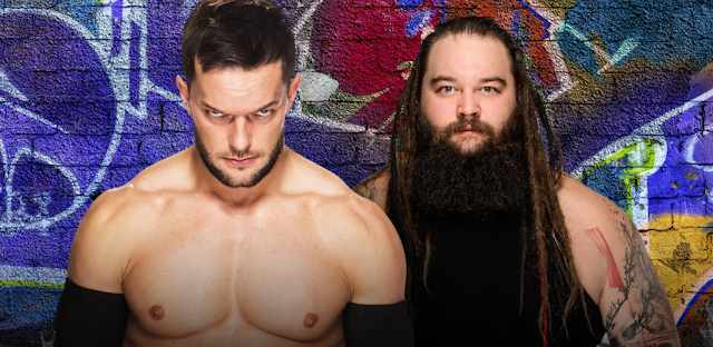 Finn Balor Vs Bray Wyatt SummerSlam Live
