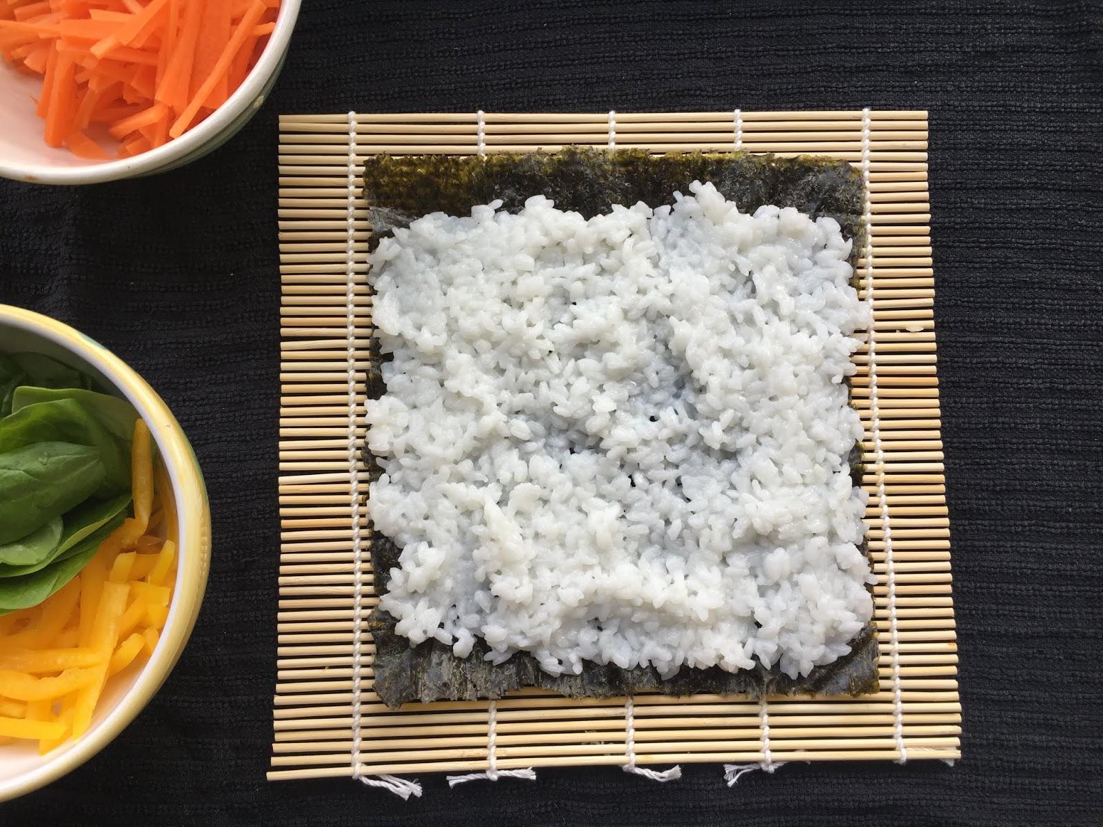 Simple Vegan Sushi